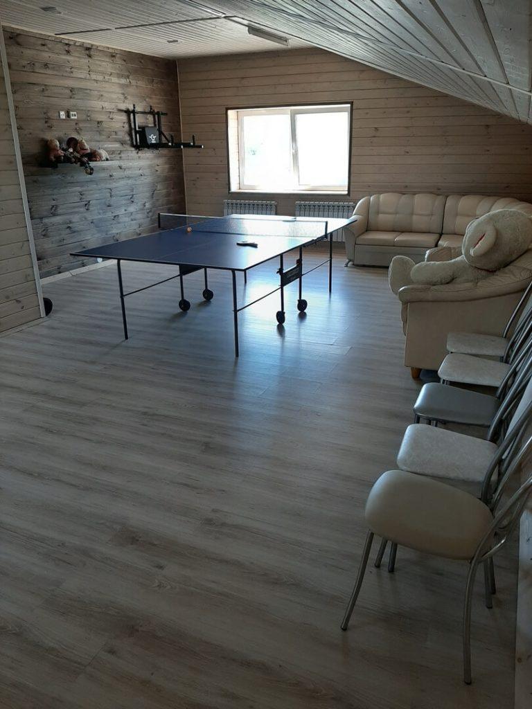 2 этаж тенис